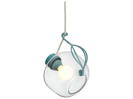 Vermont Modern Sinker 9'' Wide Mini Pendant Light