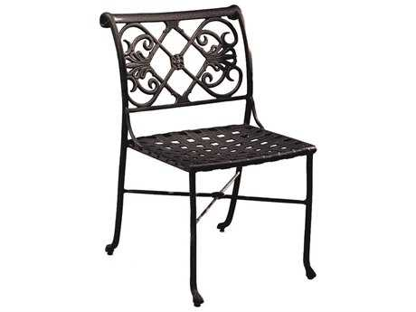 Windham Castings Catalina Cast Aluminum Side Dining Chair