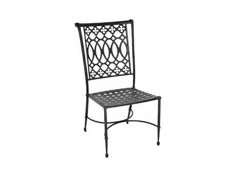 Windham Castings Elysee Cast Aluminum Side Dining Chair