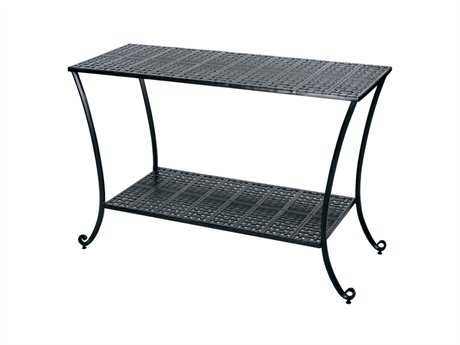 Windham Castings Accesories Cast Aluminum 52'' x 20'' Rectangular Console