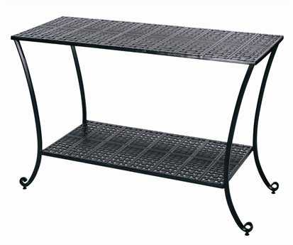 Windham Castings Accesories Cast Aluminum 62'' x 20'' Rectangular Console