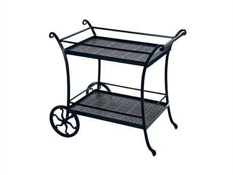 Windham Castings Accesories Cast Aluminum Serving Cart 42W x 30D x 37H