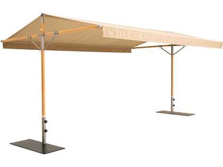 Woodline Shade Solutions Papillon Umbrella PatioLiving