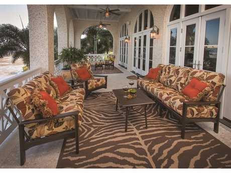 Windward Design Group Cape Cod Deep Seating Mgp Lounge Set