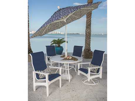 Windward Design Group Cape Cod Sling Mgp Dining Set