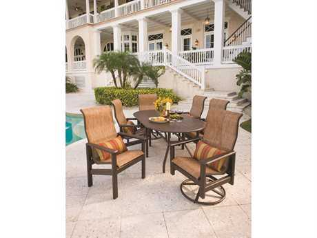 Windward Design Group Hampton Sling Mgp Dining Set