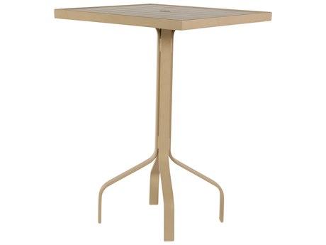 Windward Design Group Avalon II Aluminum 36''Wide Round Counter Table