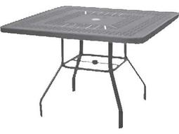 Napa Punched Aluminum Tables