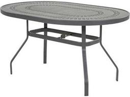 Mayan Punched Aluminum Tables
