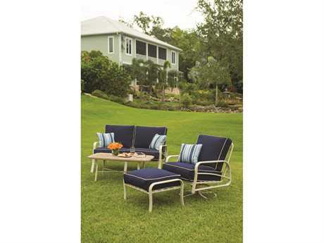 Windward Design Group Montego Bay Deep Seating Aluminum Lounge Set