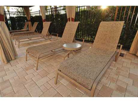 Windward Design Group Monterey Sling Aluminum Lounge Set