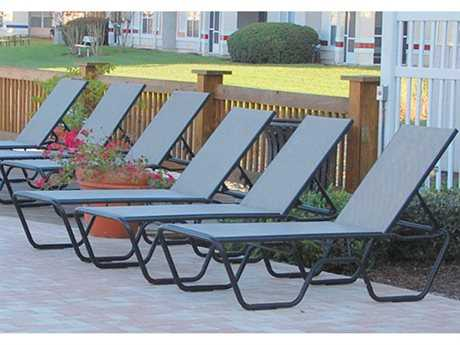 Windward Design Group Neptune Sling Aluminum Lounge Set