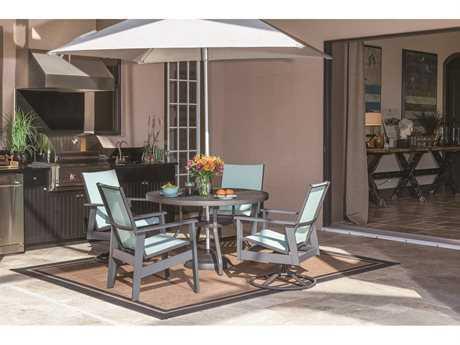 Windward Design Group Sienna Sling Dining Set