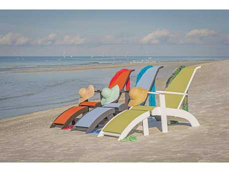 Windward Design Group Sling Adirondack Lounge Set