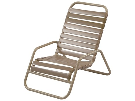 Windward Design Group Country Club Strap Aluminum Sand Chair