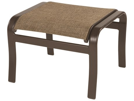 Windward Design Group Corsica Sling Aluminum Ottoman