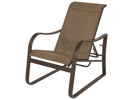 Windward Design Group Corsica Sling Aluminum Recliner
