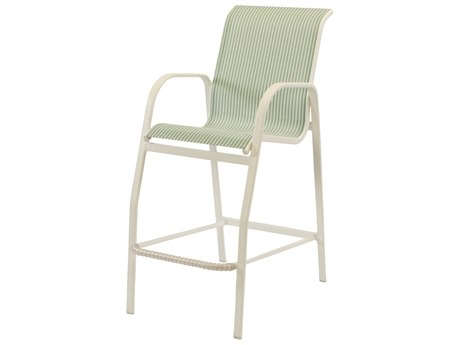 Windward Design Group Ocean Breeze Sling Aluminum Bar Chair WINW1575