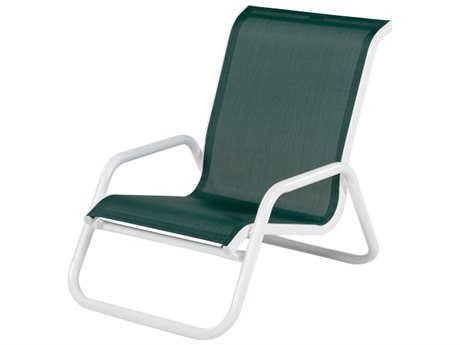 Windward Design Group Neptune Sling Aluminum Sand Lounge Chair