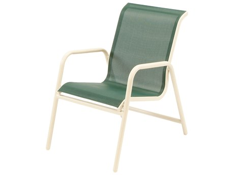 Windward Design Group Neptune Sling Aluminum Dining Chair