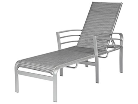 Windward Design Group Skyway Ii Sling Aluminum Chaise Lounge