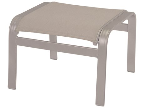 Windward Design Group Skyway Ii Sling Aluminum Ottoman
