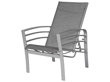 Windward Design Group Skyway Ii Sling Aluminum Recliner