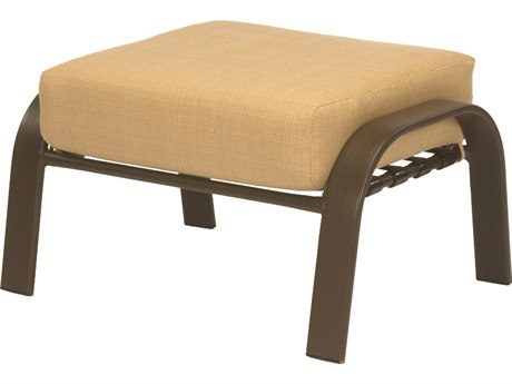 Windward Design Group Harbourage Deep Seating Aluminum Ottoman