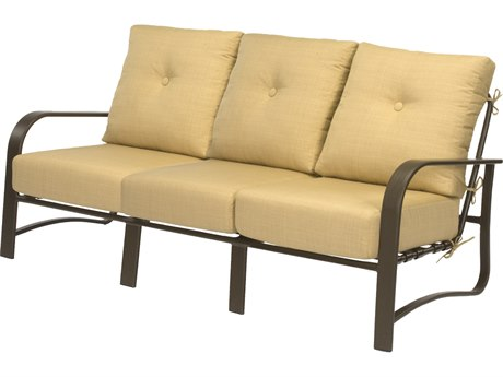 Windward Design Group Harbourage Deep Seating Aluminum Sofa