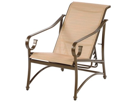 Windward Design Group West Wind Sling Aluminum Recliner