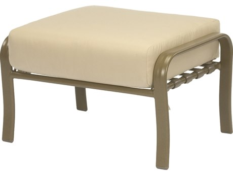 Windward Design Group Montego Bay Deep Seating Aluminum Ottoman