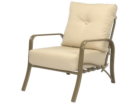 Windward Design Group Montego Bay Deep Seating Aluminum Lounge Chair