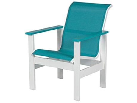 Windward Design Group Kingston Sling Mgp Dining Arm Chair