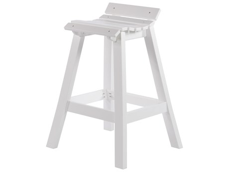 Windward Design Group Kingston Solid Marine Grade Polymer Bar Stool