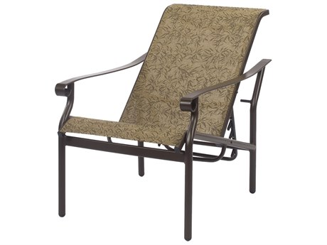 Windward Design Group St. Croix Sling Aluminum Recliner