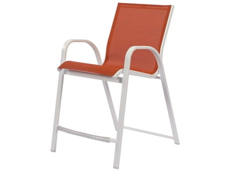 Windward Design Group Seabreeze Sling Aluminum Balcony Chair