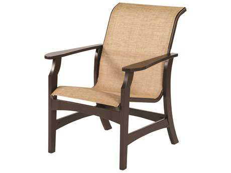 Windward Design Group Covina Sling Mgp Dining Arm Chair