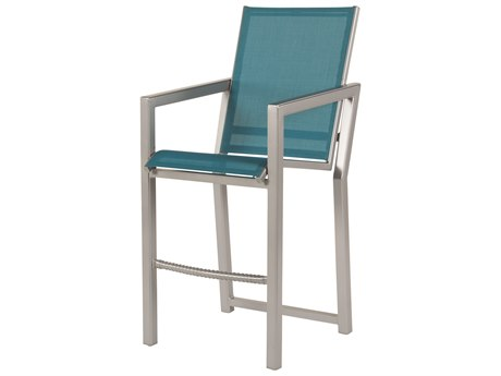 Windward Design Group Madrid Sling Aluminum Balcony Chair