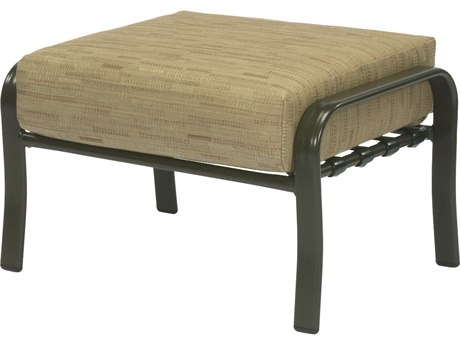 Windward Design Group Sonata Deep Seating Aluminum Ottoman