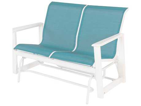 Windward Design Group Hampton Sling Mgp Loveseat Glider