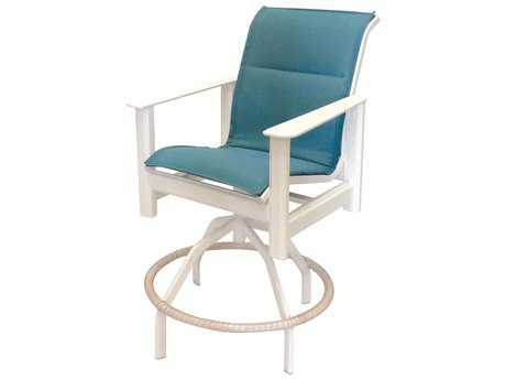 Windward Design Group Hampton Sling Mgp Swivel Bar Chair WINW6837