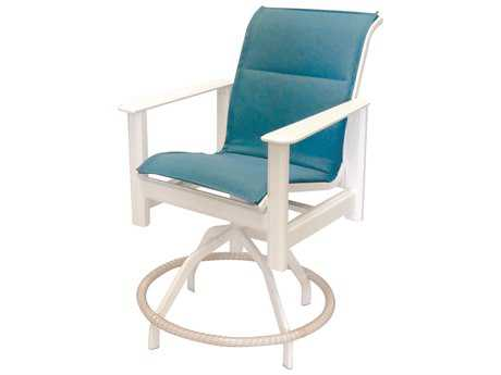 Windward Design Group Hampton Sling Mgp Swivel Balcony Chair