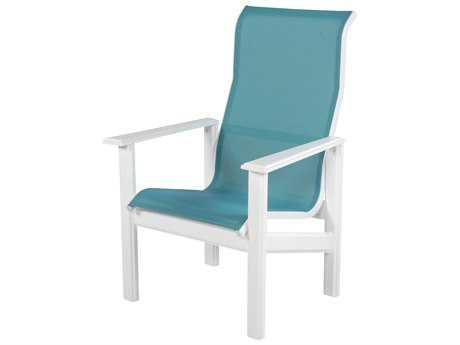 Windward Design Group Hampton Sling Mgp High Back Dining Chair