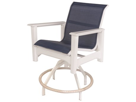 Windward Design Group Cape Cod Sling Mgp Swivel Balcony Chair
