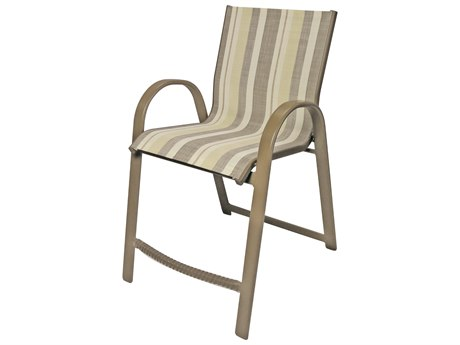 Windward Design Group Anna Maria Sling Aluminum Balcony Chair