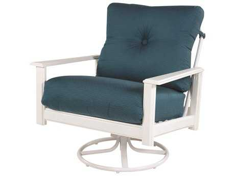 Windward Design Group Hampton Deep Seating Mgp Lounge Chair Swivel Rocker