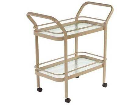 Windward Design Group Accessories Serving Cart with Glass
