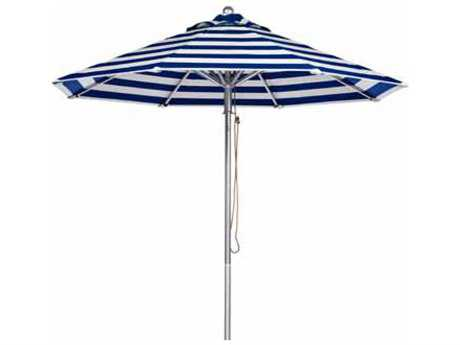 Windward Design Group Cayman Aluminum Market 9 Feet Wide Pulley & Pin Umbrella