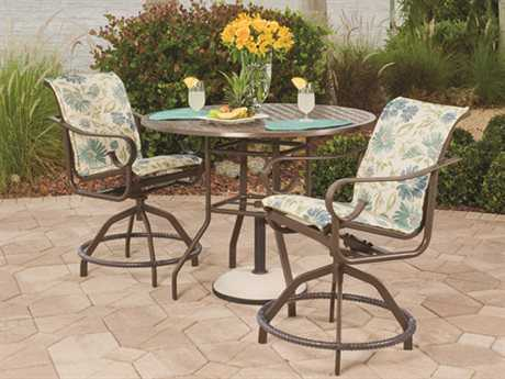 Windward Design Group West Wind Sling Aluminum Balcony Set