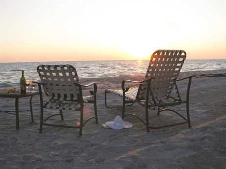 Windward Design Group West Wind Strap Aluminum Lounge Set